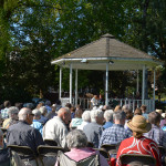 Service in the Park