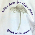 Lilly's Lope for Hope 2014
