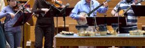 Folk worship Sunday!